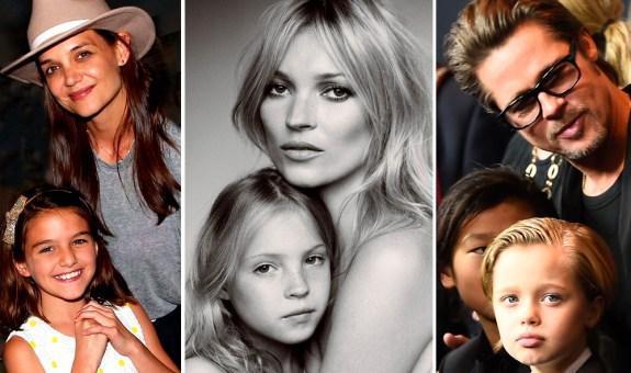 De padres guapos, hijos espectaculares