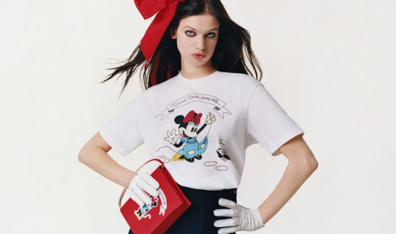 Minnie y Snoopy: los ports del verano