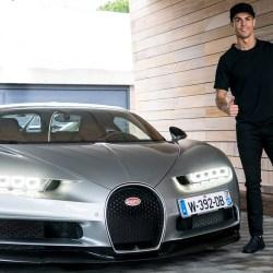 Un Bugatti que se compra de dos en dos