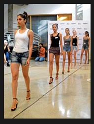 India     FDCI s model auditions for Amazon India Fashion Week S S     The New Delhi based Fashion Design Council of India  FDCI  conducted female  model auditions after a nation wide hunt for the upcoming Amazon India  Fashion
