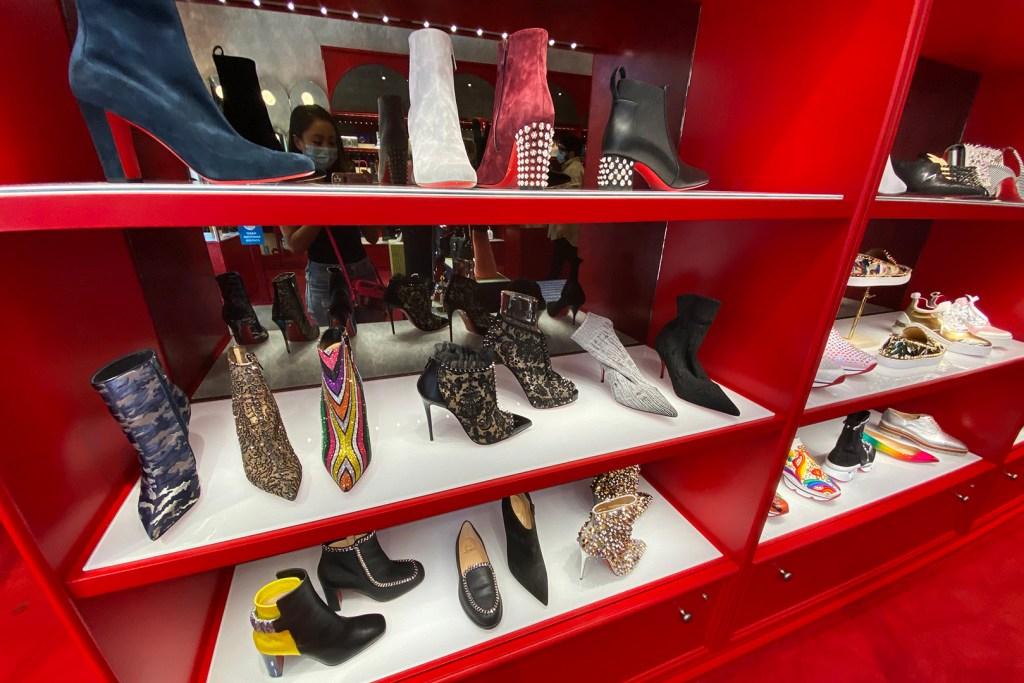 Christian Louboutin Outlet Women's Booties (The Luxury Lowdown Blog)