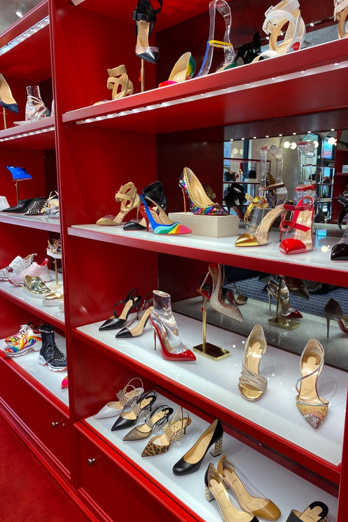 Christian Louboutin Outlet Women's Shoes