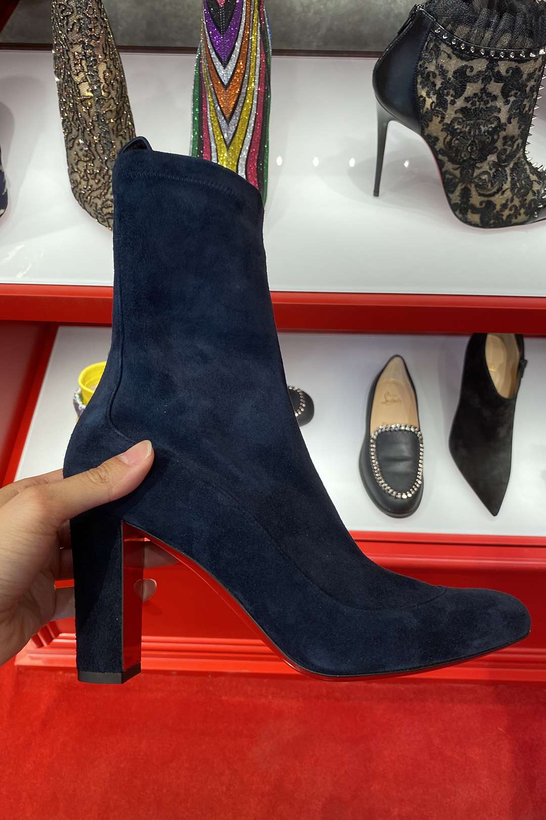 Christian Louboutin Outlet Boots (The Luxury Lowdown Blog)