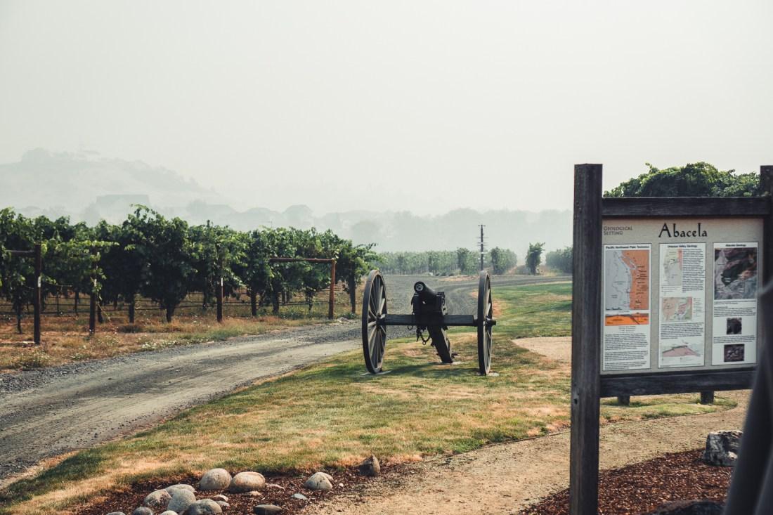 Abacela Vineyards History Walk