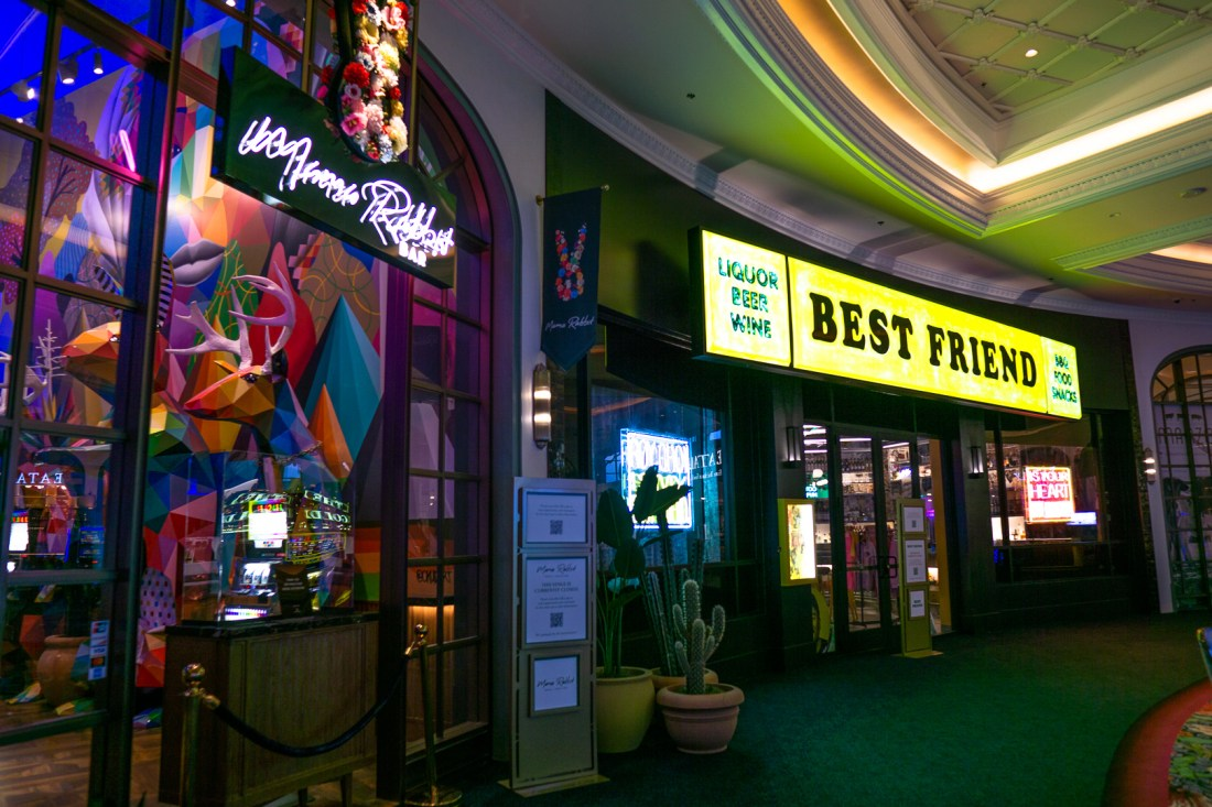 Park MGM's Other Restaurants