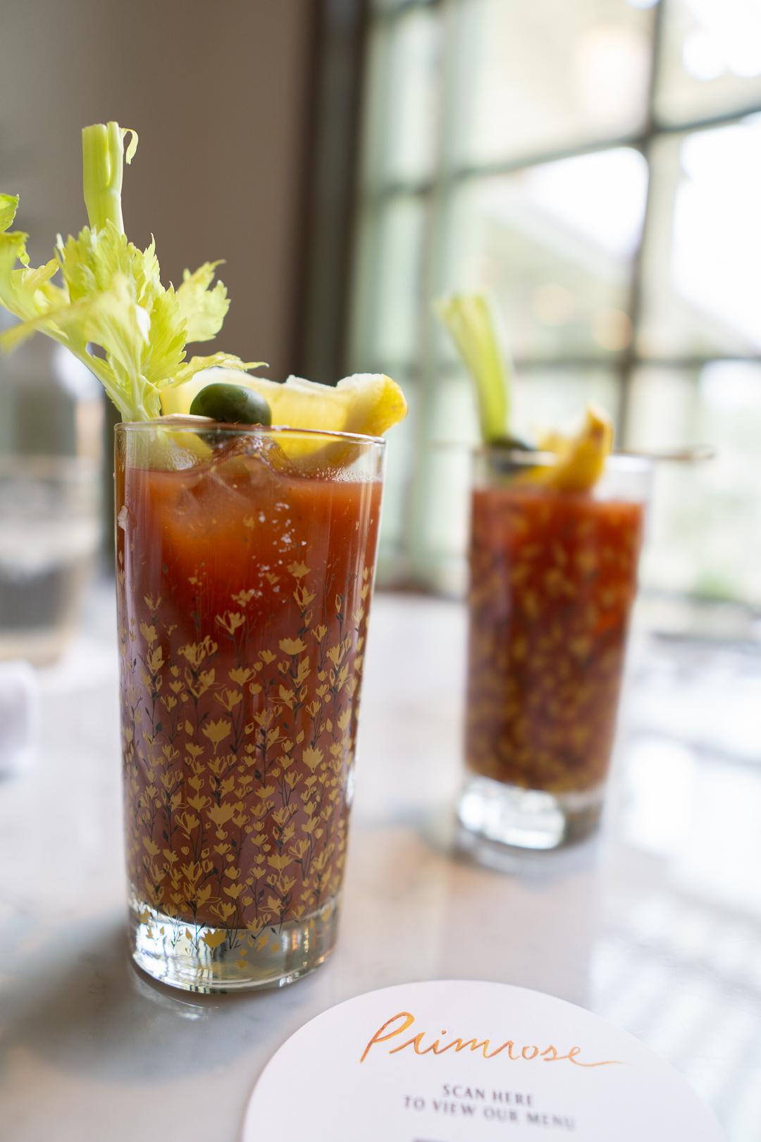 Primrose Bloody Marys