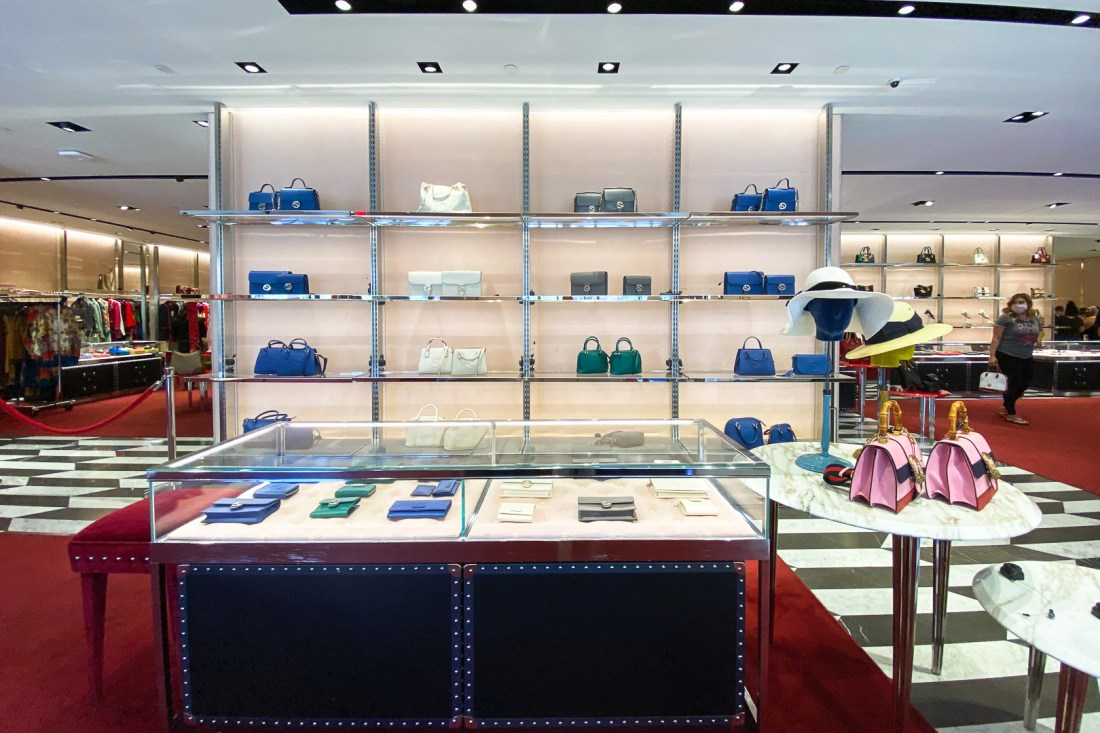 Women's Purses at the Gucci Outlet
