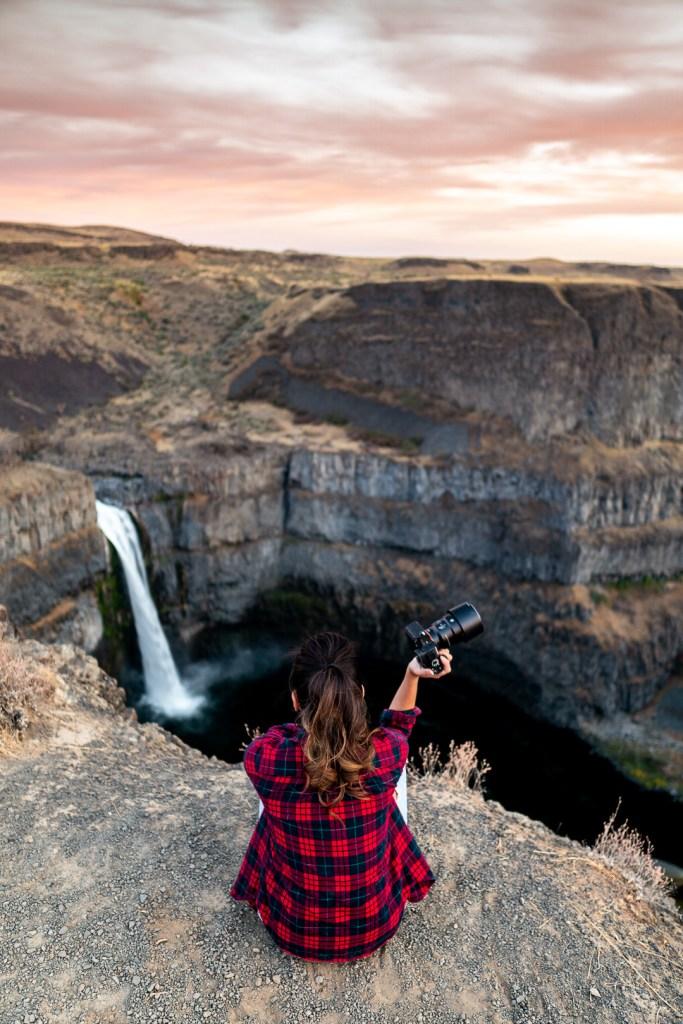 Palouse Falls Photography