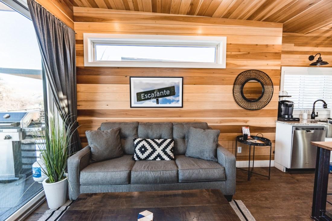 Barrel Cactus Unit's Living Room