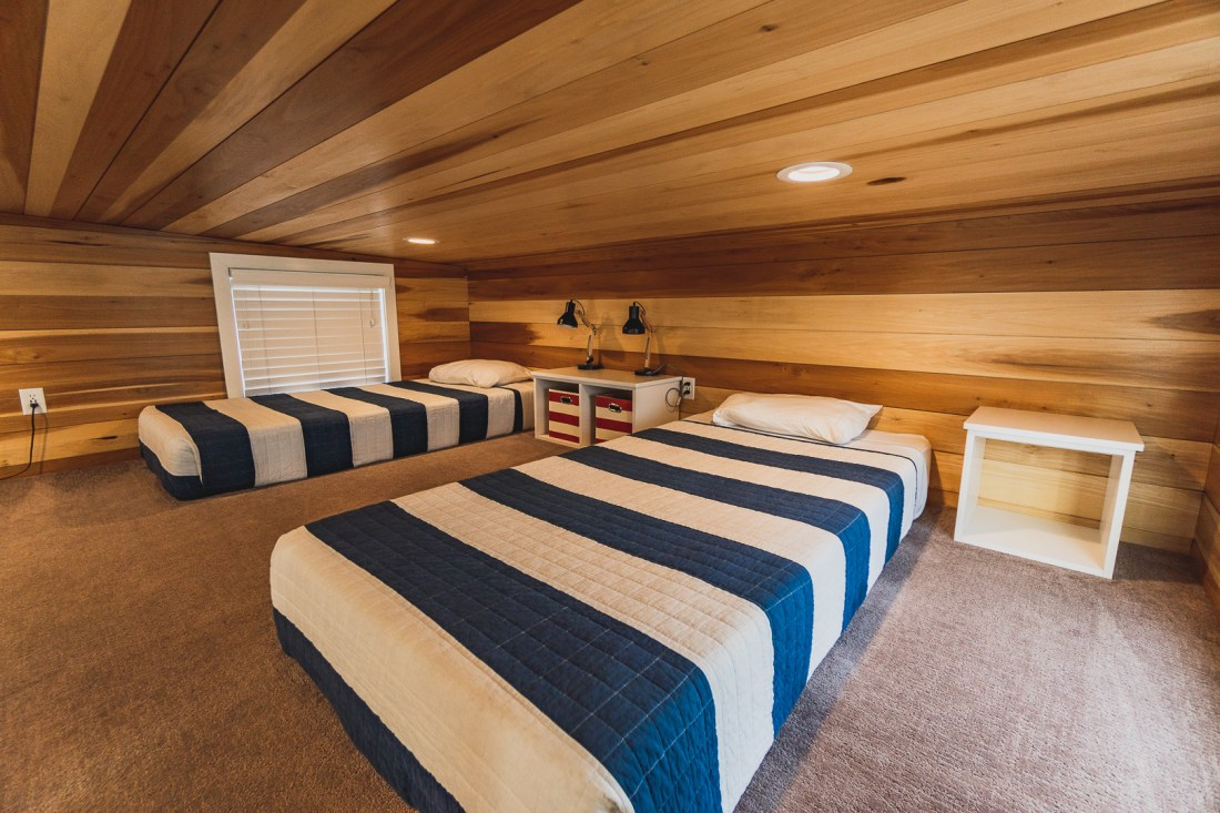 Barrel Cactus Unit's Loft with Two Beds