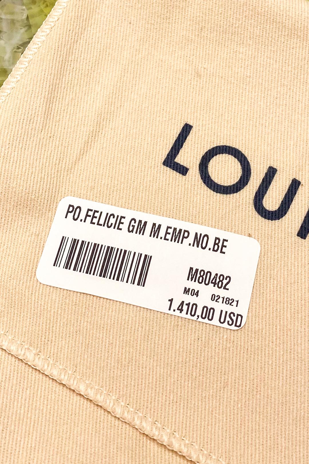 Louis Vuitton Waikiki Félicie Pochette Price