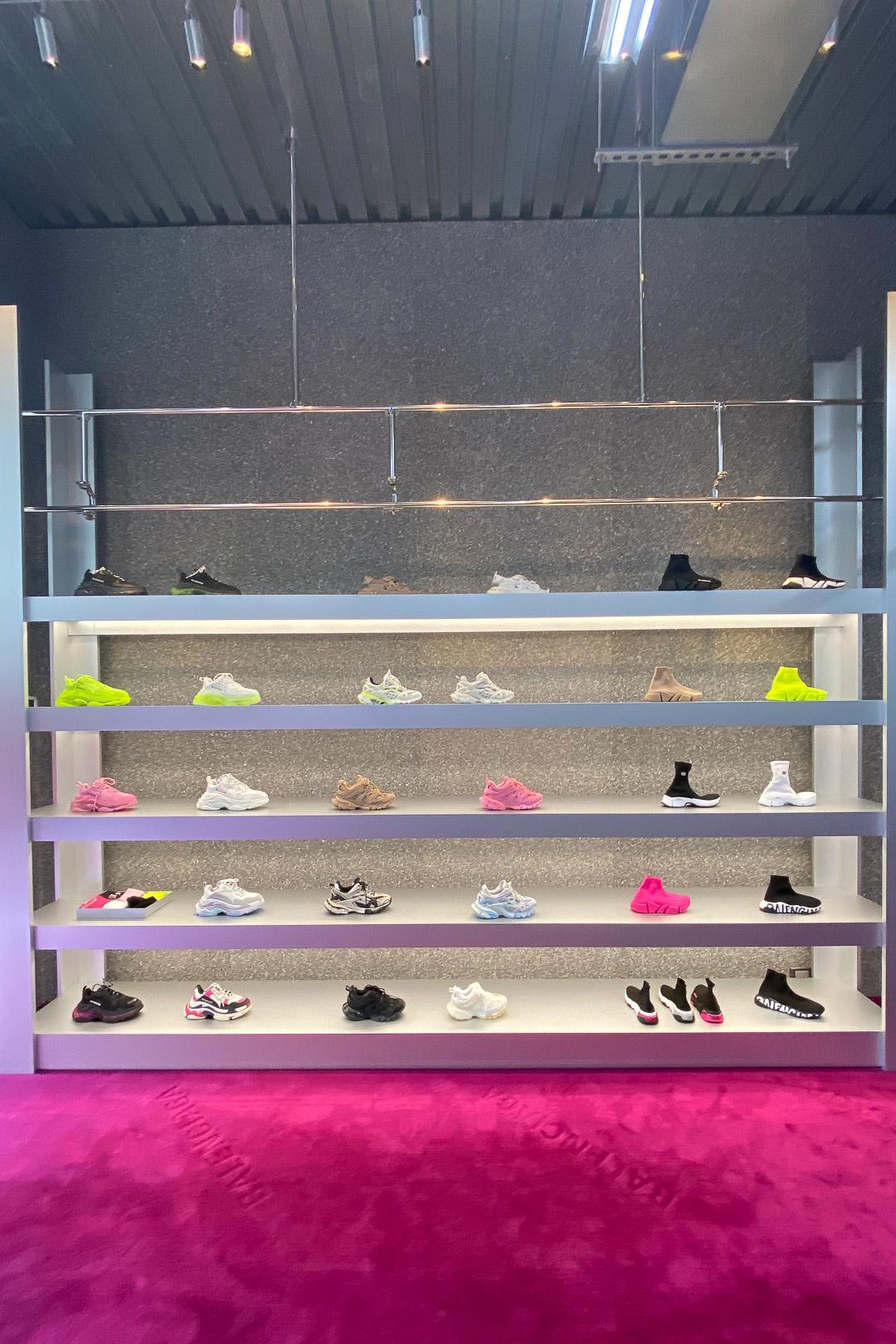 Balenciaga Hawaii Waikiki Women's Shoe Selection