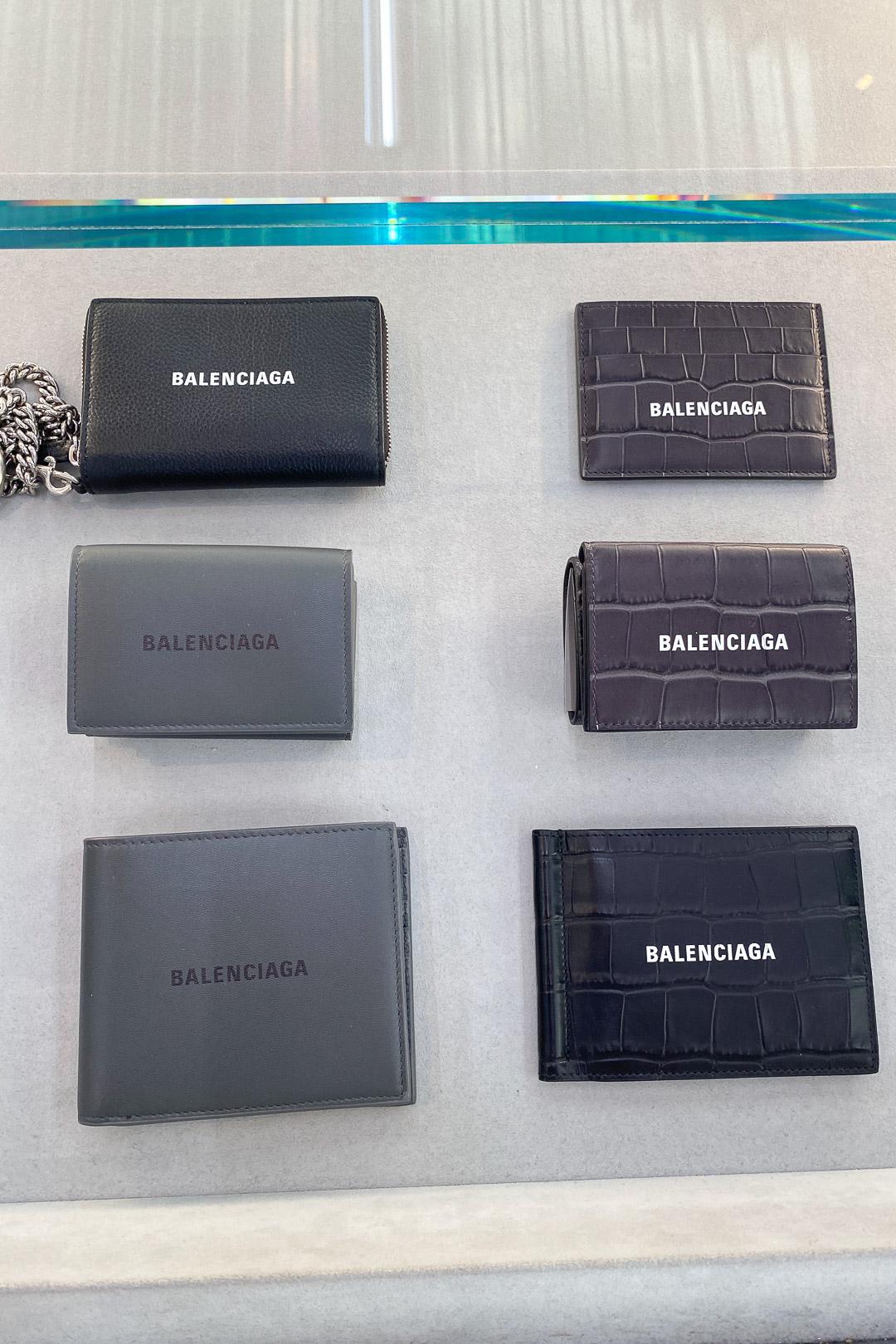 Balenciaga Hawaii Waikiki Men's Wallet Selection