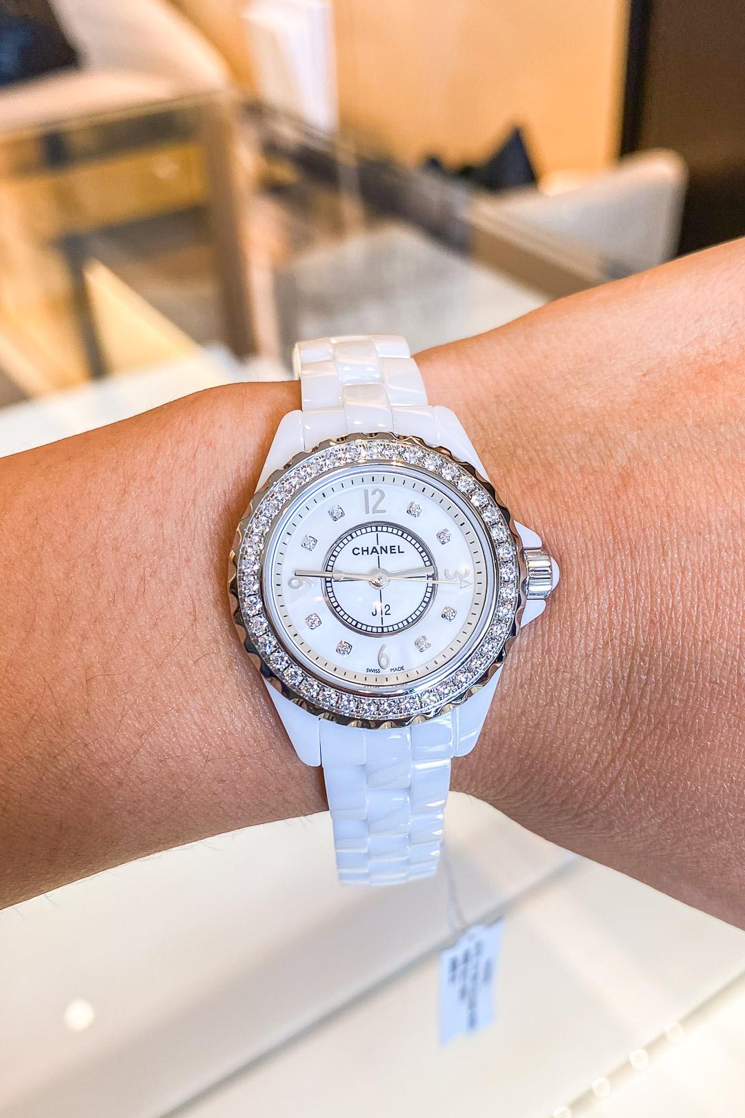 Chanel J12 Watch 29mm