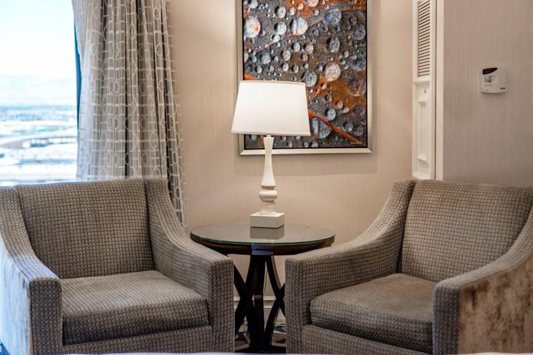 Lounge Chair Area