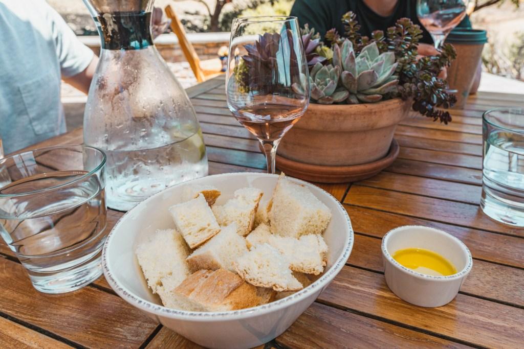 Sonoma Wine Tasting at Fog Crest Vineyard
