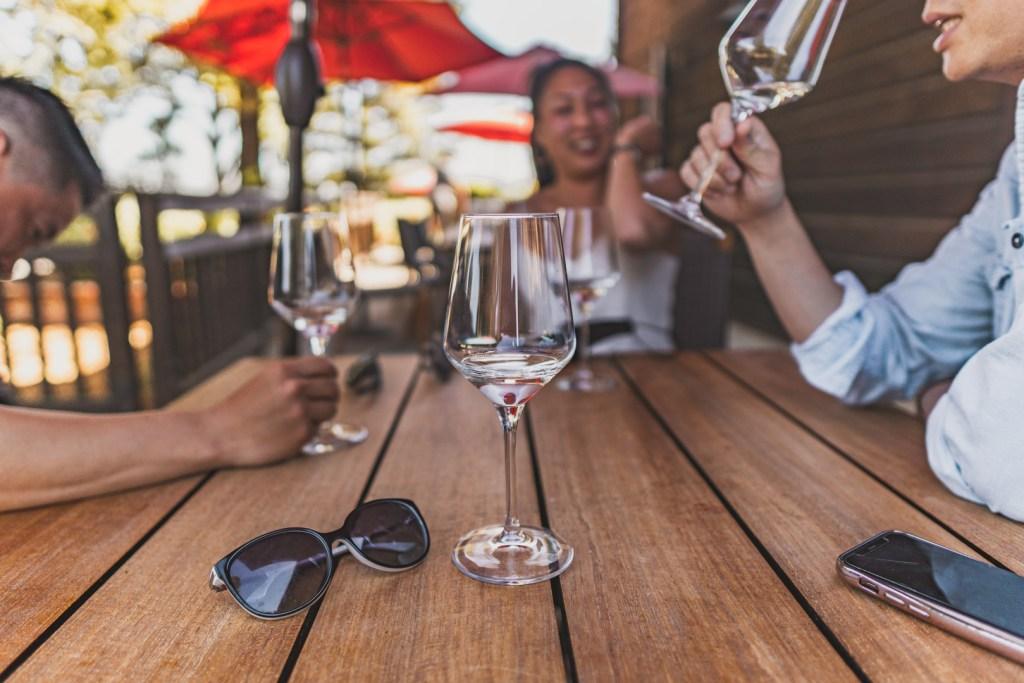 La Crema Wine Tasting