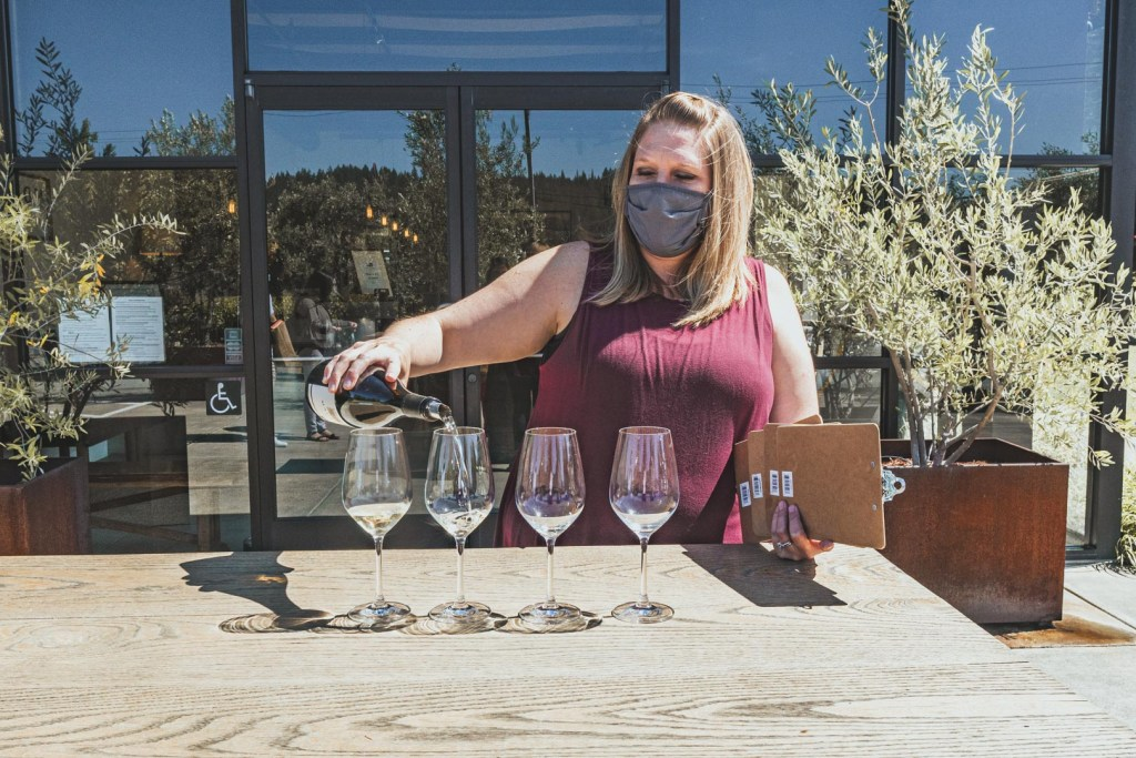 BOGO Free Sonoma Wine Tasting with Visa at Mauritson Wines