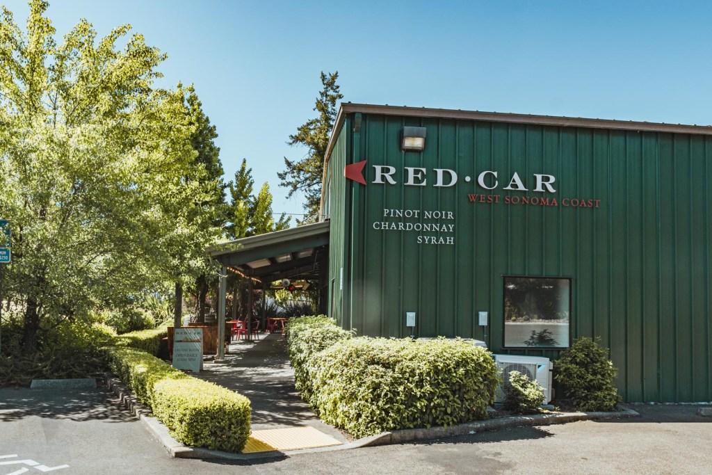 Red Car Wine Tasting Room