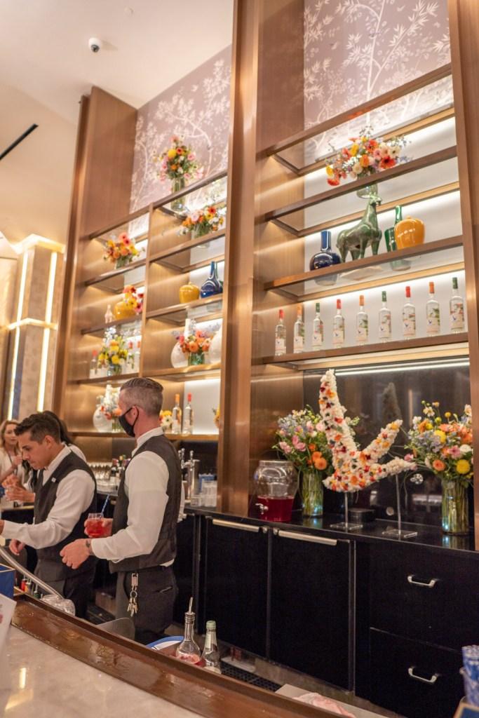 Crockfords' Lobby Bar