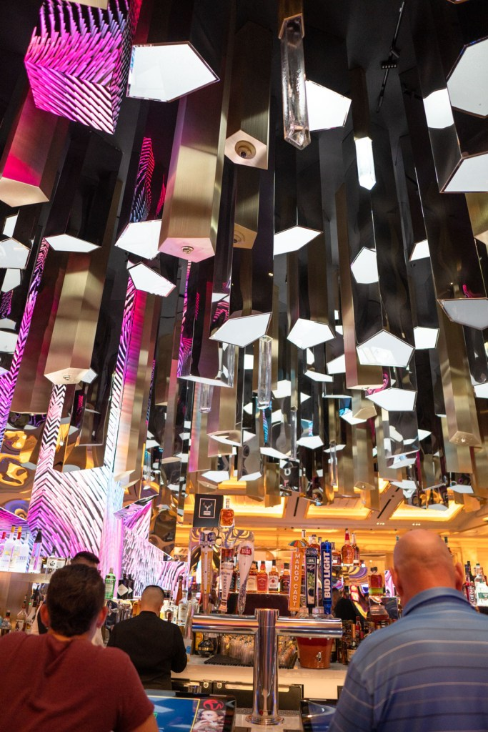 Main Casino Bar at Resorts World Las Vegas