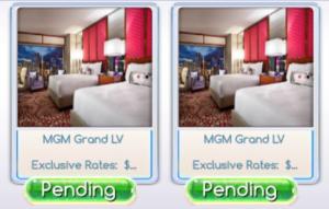 Multiple myVEGAS Exclusive Hotel Rate Rewards