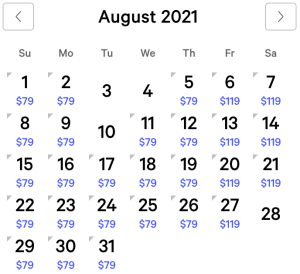 Mandalay Bay Exclusive Rates August 2021