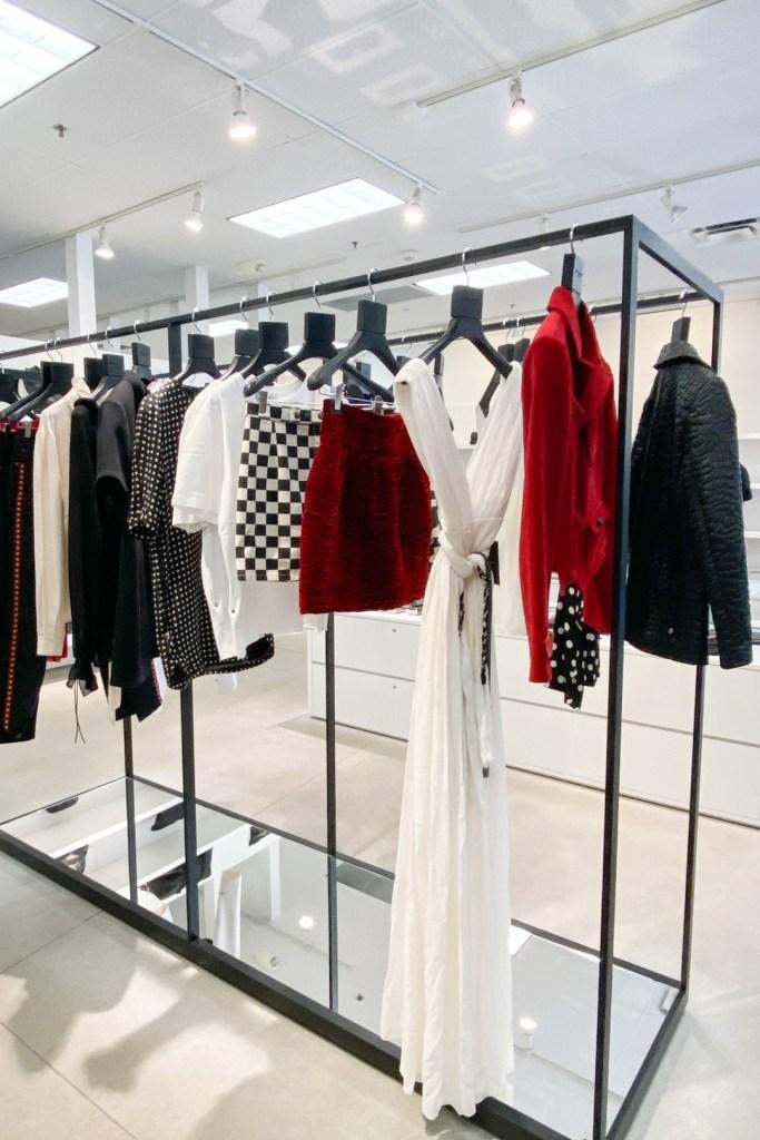 Saint Laurent Outlet Women's Clothes Section