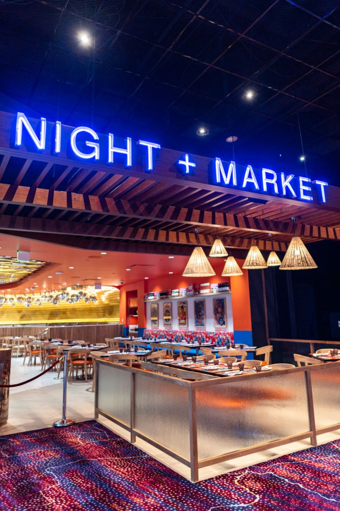 Night + Market Las Vegas