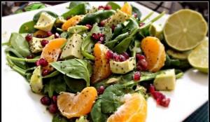 IIN summer salad