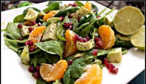 IIN summer salad