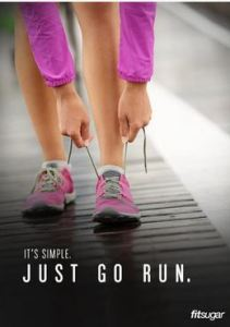 just go run - blog 7.11.13