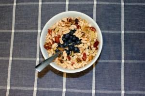 breakfast pre race