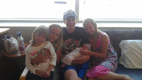 Keelyn, Paige, Brendan, Shilah, and Shannon ... yes, you can tell me how cute they are! :)