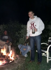 kev at fire