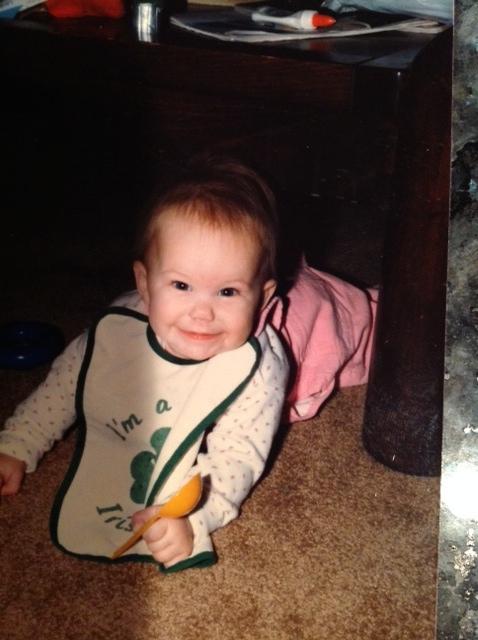 lindsey irish baby