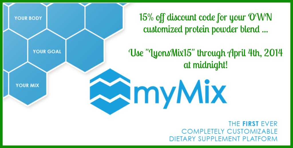 my mix discount code