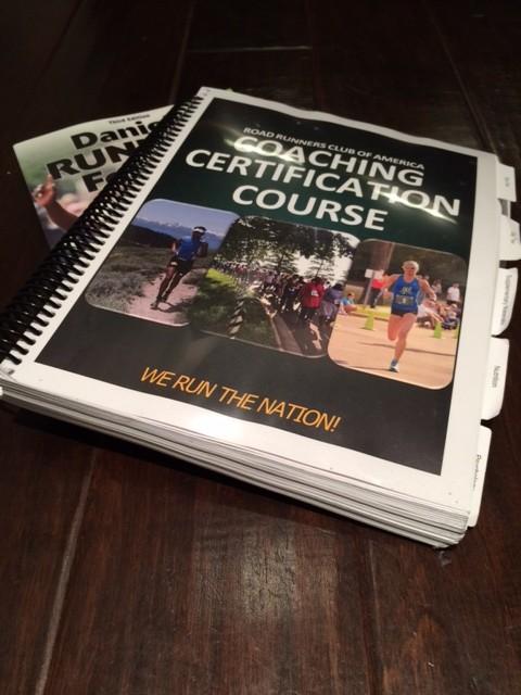 rrca course book