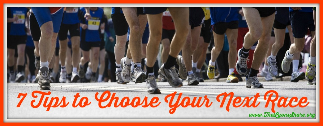 7 tips to choose your next race