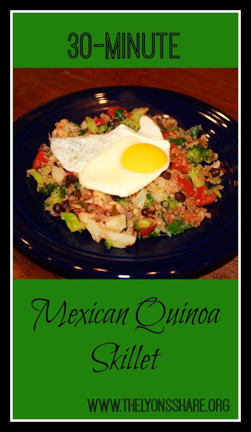 30 minute mexican quinoa skillet.jpg