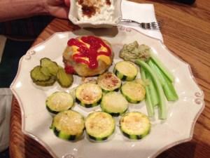 dad healthy dinner