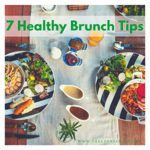 healthy brunch tips