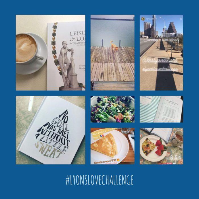 lyons love challenge entries