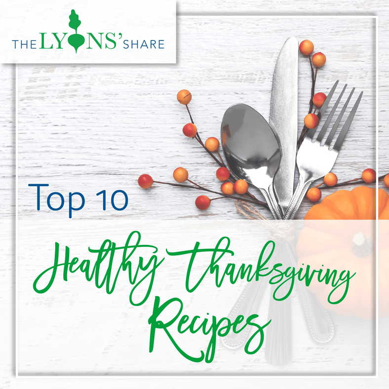 healthy thanksgiving recipes