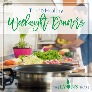 healthy weeknight dinners