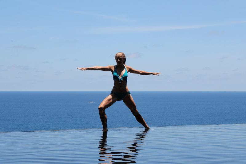 Megan Lyons Yoga Thailand 2012