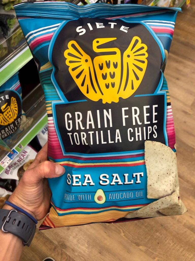 Siete tortilla chips