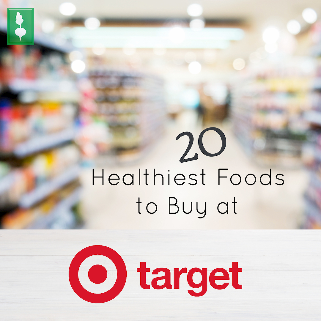 20 Healthiest Foods to Buy at Target