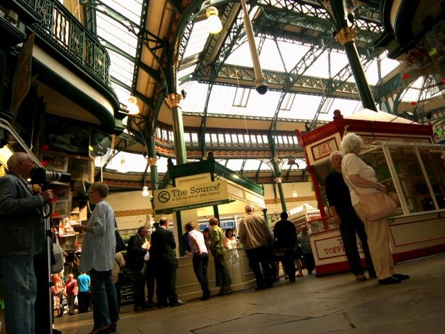 The Source Leeds Kirkgate Market