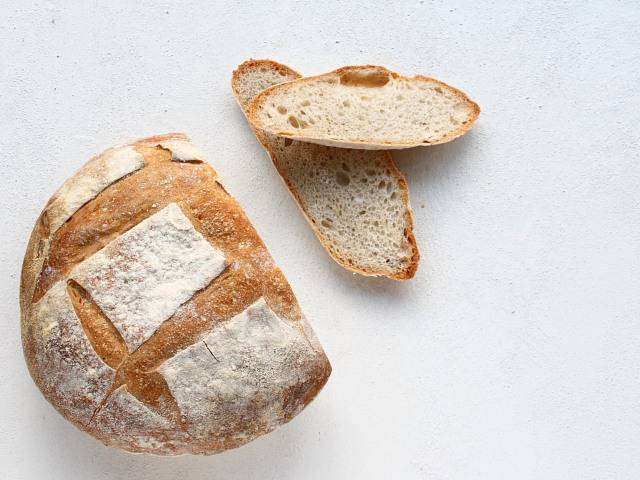 Sourdough bread starter recipe